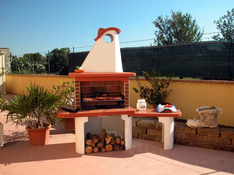 barbecue in muratura - brasile